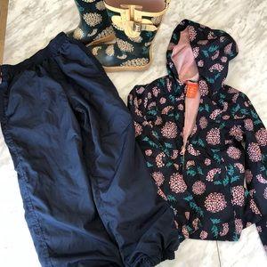 Joe Fresh Girls Splash Suit Size 6